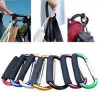 Stroller Parts & Accessories 7Colors Baby Hook Organizer Shopping Hooks Pram Hanger For Car By Accessoire