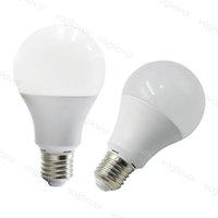Lampadine a LED 80RA A Style AC85-265V 12W in alluminio Plastica SMD2835 PC Copertura E27 6500K / 3500K per lampada da tavolo Pendente a Pendant Floor Lights EUB