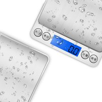 3000g 0.1g LCD Portable Mini Electronic Digital Scale Kitchen Food Ingredients Baking Medicine Jewelry Weight Balance With retail packaging