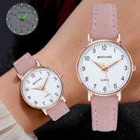 Tasarımcı Lüks Marka Saatler Kadınlar Moda Rahat Deri Kemer ES Basit Bayanlar Küçük Dial Kuvars Saat Elbise Bilekler Reloj Mujer