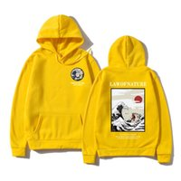 Men's Hoodies & Sweatshirts 2021 Japanese Hoodie Funny Anime Print Fleece Fashion Skateboard Men Women Pullover Hip Hop Hoody Streetwear