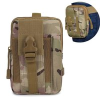 Men Running Phone Bag Tactical Waist Hiking Trekking Purse O...