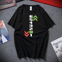 Katoen Mode Zomer Mannen T-shirt Motorfiets Motor Tandwiel T-shirt CBR Ninja 300 675R GSXR R1 R6 R3 Casual Korte Mouw