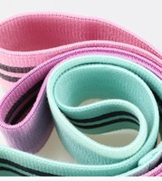 Resistance Bands Fitness Rubber Band Elastic Yoga Hip Circle Fabric For Home Workout Exercise Equipment