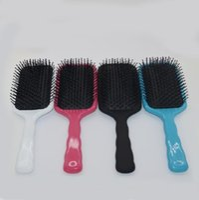 Pennelli per capelli pettini Magic Detangling Handle Maniglia Groviglio Doccia Pettine Massaggio Strumento per styling Styling
