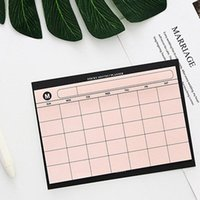 Simple Style Monthly Paper Pad 30 Sheets DIY Planner Desk Agenda Gift School Office Supplies Notepads