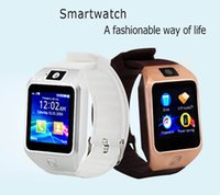 Original DZ09 Smart watch Bluetooth Wearable Devices Wristwatch For iP Android Phone With Camera Clock SIM TF Slot Bracelet