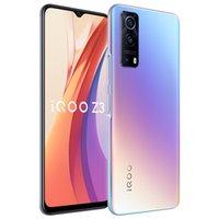 Original vivo iqoo Z3 5G Mobiltelefon 6 GB RAM 128 GB ROM Snapdragon 768g Octa Kern Android 6,58 Zoll Vollbild 64.0mp 4400mAh Fingerabdruck ID FACE WACK SMART Handy