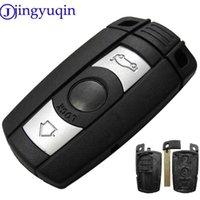 Remote 3 boutons de voiture de voiture coquille de voiture Smart Blade FOB Cover pour BMW 1 3 5 6 Série E90 E91 E92 E60 avec