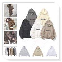 2021 Европейская и американская мода мужские толстовки логотип 3M Толстовка многослойного отражения мужские женские повседневные уличные уличные уличные пуловерные толстовки