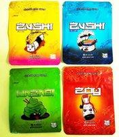 Новейшие Zushi Mylar ароматизатор сумка травы молнии Zoy сухой табак розничные сумки 3,5 г Упаковка дочерняя Функция дочерняя 2021 500 мг