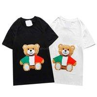 2021 Neue Sommer T-Shirt Herren Designer T-Shirt Mode Einfache Reiner Baumwollhemden Herren T-shirt Casual Printing T-Shirt Outdoor Herren T-Shirts Crew Nackenkleidung