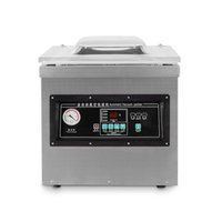 220V Table Vacuum Packing Machine Commercial Vacuum Bag Sealer Small Household Vac Packer Sealing Machine