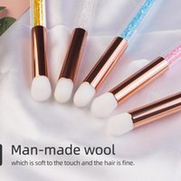 Makeup Brushes 1Pc Lash Shampoo Brush Eyelash Cleansing Nose Blackhead Whitening Extensions Cleanser Washing Tools