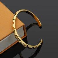 Gold Bangle silver love bracelet custom cuff charm North America unisxe mens womens party holidays ChirstmasValentine's Day Simple Fashion Designer Bracelets