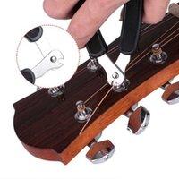 Alicates Multi-Function Pinces Guitar Cutter Cutter Winder and Bridge Pin Puller Diseñado para adaptarse a la mayoría de las guitarras Reparación de herramientas de gadget 8SZ8