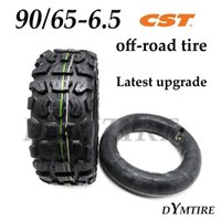 Motorcycle Wheels & Tires 90 65-6.5 Off-Road Tire For Dual Motor Dualtron Thunder FLJ SK3 Zero 11X Electric Scooter 11 Inch CST Inner Tube O