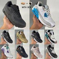 2021 Flyease 90s Sports Worldwide Беговые Обувь 90 Supernova Трехместный Мужчины Женщины Черный Белый Инфракрасный Розапс Королевский Денхэм Открытый Кроссовки Дизайнеры