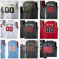 Custom Impresso Zach 8 Lavine Lauri Markkanen Coby White Wandell Carter Jr. Patrick Williams Otto Porter Thaddeus Jovem jerseys de basquete