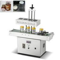 Vertical Aluminum Foil Sealing Machine Automatic Continuous Electromagnetic Induction Sealer