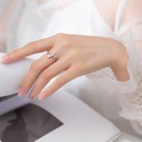 Trusta 100% 925 Сплошные реальные стерлинговые серебряные модные женские ювелирные изделия с браслетом CZ 15.5 см для девочек-подростков LadyGift 1630 V2