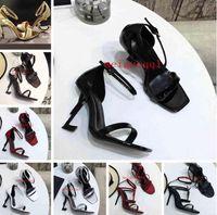 صندل مصممي الأزياء النسائية. كعب عالي. الأحذية الكاجوال. الأحذية. جلد رائع ورسائل. مصنوعة من نسيج جلد البقر المستوردة، بطانة جلد الغنم الحجم 34-41