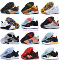 PG Paul George Yüksek 3 x Kaliteli EP Palmdale Playstation Mens Basketbol Ayakkabı için Ucuz ABD Tasarımcısı PG3 3 S Spor Sneakers Boyutu 40-46