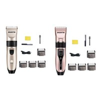 Professional Hair Clippers Electric Cordless Mens Barber Salon Trimmer Haircut Machine Hairdressing Tools