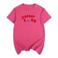 The Creator cherry Golf Wang Skate Harajuku T-shirt Cotton Mens o-neck T shirt New Tee Shirts Womens Unisex