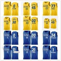 2021 All-Star Team Durant BasketCall Kyrie Kevin Joel Irving Kawhi Embiide Bradley Leonard Jayson Beal Tatum Men Donne Gioventù stampato maglie