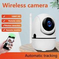 1080P Smart Mini Wifi IP Camera Indoor Wireless Security Home CCTV Surveillance Camera 2MP Auto Tracking Night Vision