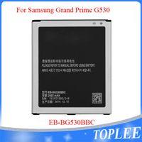 جودة عالية EB-BG530BBC بطارية لسامسونج غالاكسي جراند برايم G530 G531 J500 J3 J320 ON5 G550 بطاريات 2600mAh