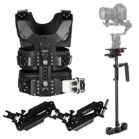 CAME-TV 2-8KG Load Pro Camera Video Stabilisator Kit Steadicam Arm Sets Verlichting Studio Accessoires