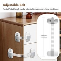 Carriers, Slings & Backpacks Drawer Door Cabinet Cupboard Toilet Safety Locks Baby Kids Care Plastic Straps Infant Protection