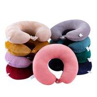 Plüschspielzeug U-förmige Kissen Büro Nickerchen Nackenhaltekissen Großhandel