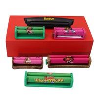Premium 110/78 mm Kunststoff Tabak Rauchen Zigarette Rollmaschine für King Size Paper Easy Manual Smoke Roller Zigarettenmacher