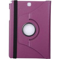 Fashional 360 Rotating Flip PU Leather Stand Case Cover for 7 inch 8 inch 10 Inch Tablets PC ipad Samsung Tablet