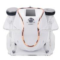 Vakum RF Kavitasyon Zayıflama 40 K Ultrasonik Cavi Liposuction Radyo Frekans Vücut Şekillendirici Cilt Sıkma Ağırlığı Spa Salon Kullanımını Azaltın