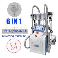 좋은 판매 360도 Cryolipolysis 제품 2021 유럽 지방 얼룩 기계 초음파 Cavitation / Cryoskin Cyrolipolysis 셀 냉동 장비
