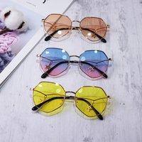 2021 new star kids sunglasses Boutique girls designer kid Sunblock princess girl glass ultraviolet-proof 1609 B3