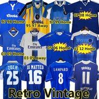 2011 레트로 축구 유니폼 Torres Drogba 11 12 13 Final 94 95 96 97 98 99 축구 셔츠 Camiseta Wise 03 05 06 07 08 Cole Zola Vialli