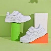 SA Demeng confortável crianças sapatilhas brancas sapatos casuais para crianças plana de tênis com meninas meninos esportes correndo Atlético ao ar livre