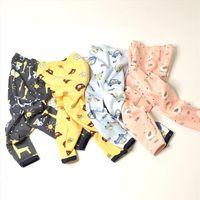 Pantalon de bébé d'automne Pantalon long Pantalons Filles Garçons Leggings Jeune-né Coton Vêtements Vêtements Enfant enfants PP