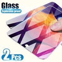 Cell Phone Screen Protectors 2Pcs Vidro Temperado Para for Samsung Galaxy A51 A71 A40 A70 A30 S Protetor Tela