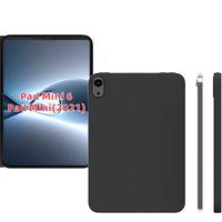 For iPad Mini 6 Matte Pudding TPU Back Cover Case For Ipad Mini 2021