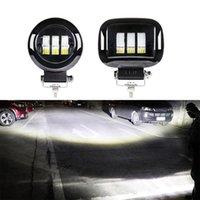 Car Headlights Work Light Bar Turn Signal Auto 6D Lens 5Inch Led 4WD ATV SUV UTV Trunk Lamp Fog Offroad Motorcycle Working Driving