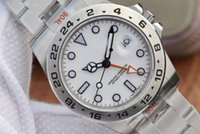 42mm BP fábrica pulseira de aço relógio homens automático cal.2813 relógios homens 216570 GMT esporte gm fábrica safira perpétua eta esporte relógios de pulso