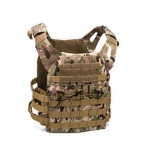 Bullet Proof Vest 600D Hunting Tactical Military Molle Plate Magazine Airsoft Paintball CS Outdoor Protective 210923