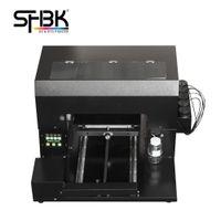 A3 UV-Drucker eignet sich zum Drucken von Kunststoff, Silikon, transparentes Glas, weiche und harte Hülle, Ledertasche, Schutzabdeckung
