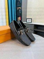 Hockenheim MOCASSIN MENS Designer Arizona Loafer Casual Schuhe Echtleder Leichte Autofahrer Schuh Männer Damiers Monte Carlo Formale Müßiggänger